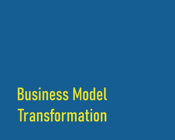 Business Model Transformation