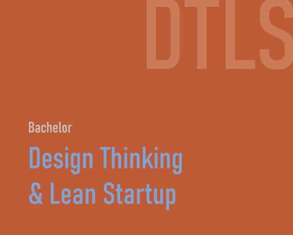 Design Thinking & Lean Startup